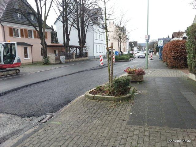 Sanierung Overbergstraße - Teilbereich
